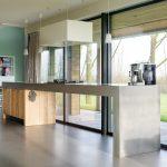 Moderne RVS keukens