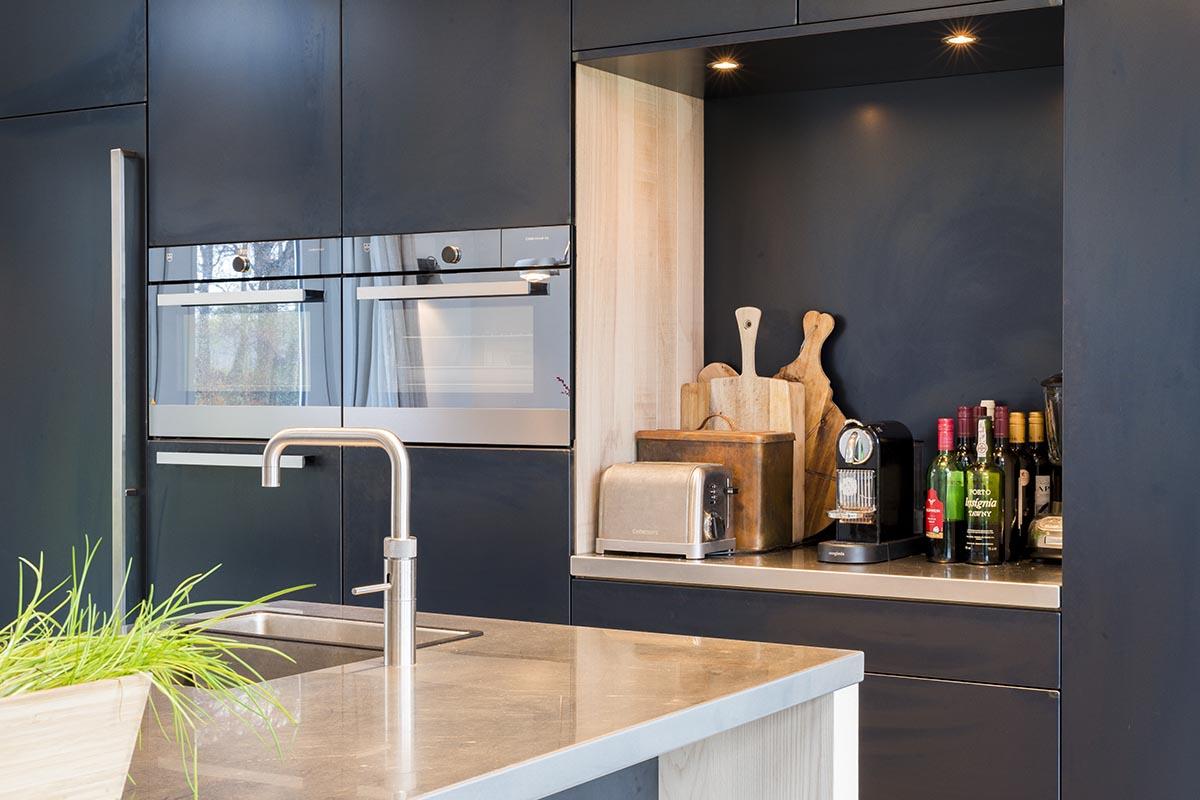 Moderne Blauw Keuken : Blauwe keuken inspiratie en voorbeelden eigenhuis keukens