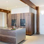 houten keuken van JP Walker