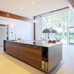 maatwerk houten keuken - JP Walker