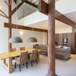 maatwerk houten keuken van JP Walker