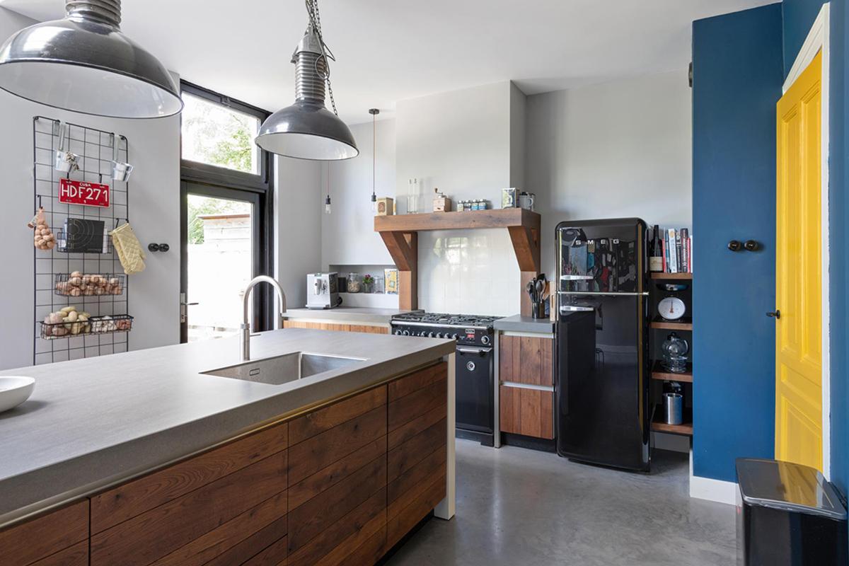 handgemaakte keuken op maat modern landelijk