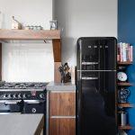 Handgemaakte keuken design hout